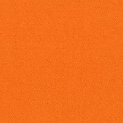 Robert Kaufman Kona Cotton Kumquat