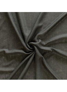 Stylecrest Fabrics Angora Black Viscose Knit