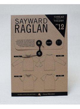 Thread Theory Thread Theory Sayward Raglan pattern