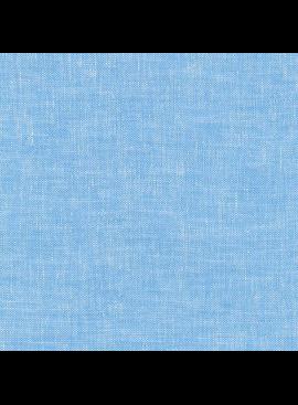 Robert Kaufman Brussels Washer Yarn Dyed Blue Jay