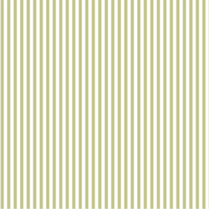 FIGO Serenity Basics Stripes by FIGO Green and Cream