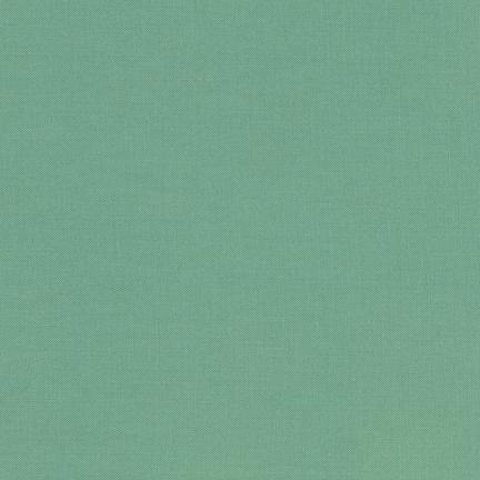 Robert Kaufman Kona Cotton Old Green