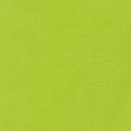 Robert Kaufman Kona Cotton Chartreuse