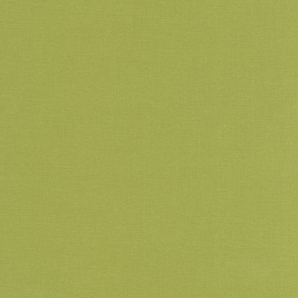 Robert Kaufman Kona Cotton Olive