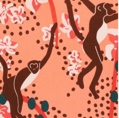 Nerida Hansen Bengal by Holli Zollinger Monkies Kuma