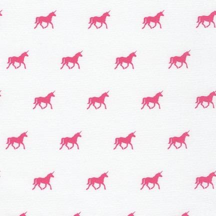 Robert Kaufman On the Lighter Side Pink Unicorns