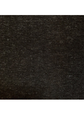 KenDor Hemp Organic Cotton Jersey Black