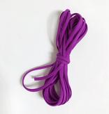 "EE Schenck 1/6"" Banded Stretch Elastic Dark Purple (5yd Bundle)"