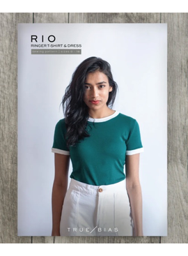 True Bias True Bias Rio Ringer T-Shirt & Dress
