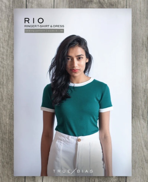 True Bias True Bias Rio Ringer T-Shirt & Dress
