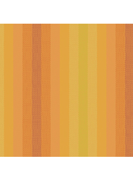 Andover Kaleidoscope by Alison Glass Stripes and Plaids Marmalade Stripe