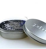 "Nifty Notions NN Glass Head Pins 1 3/8"" 200 ct"