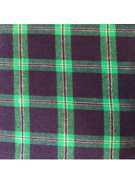 Textile Creations Windstar Plaid Flannel Navy Green