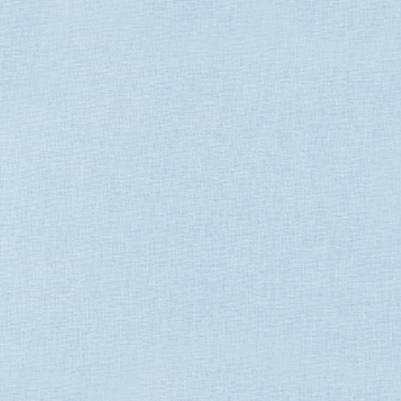 Robert Kaufman Kona Cotton Baby Blue