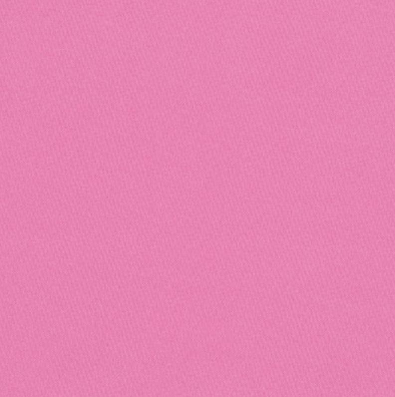 Robert Kaufman Kona Cotton Sassy Pink