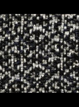 Pickering International Hemp / Yarn Dyed Wool Dark Blue / Natural Bulky Woven 12.9oz