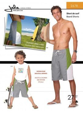 Brewer Jalie Board Shorts for Everyone