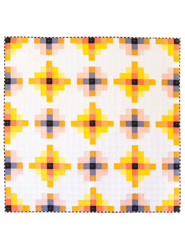 Then Came June Then Came June: Granny Cabin Quilt