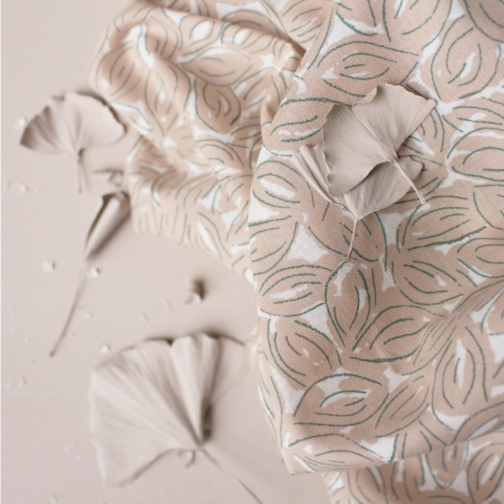 Atelier Brunette Atelier Brunette Petal Maple Cotton Gauze