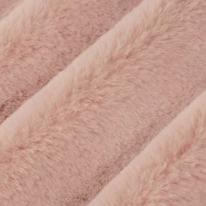 Shannon Fabrics Luxe Cuddle Seal Rosewater
