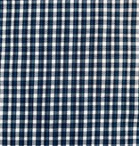 Atlas Grey / Blue Shirting Gingham Small