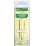Clover Clover Gold Eye Sashico Needles (Long Type)