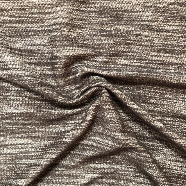S. Rimmon & Co. Brown Heather Sweater Knit