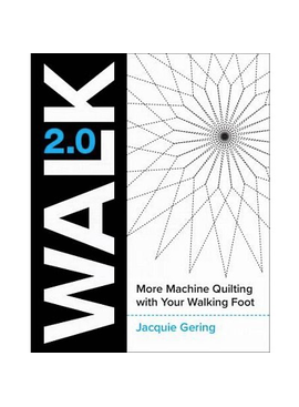 Lucky Spool Walk: 2.0 More Machine Quilting