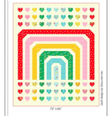 Moda SALE Over the Rainbow Quilt Pattern by Stacy Iest Hsu