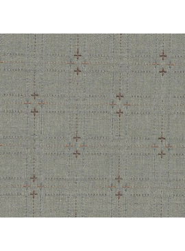 Diamond Textiles Nikko Indigo Granite Hearty Greige Pluses