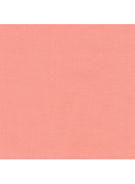 Robert Kaufman Kona Cotton Peach