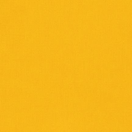 Robert Kaufman Kona Cotton Corn Yellow
