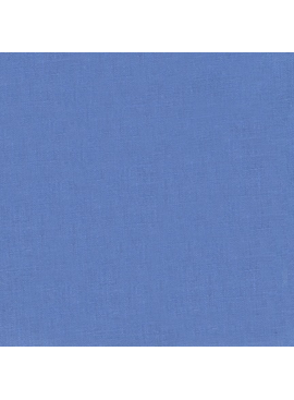 Robert Kaufman Essex Solid Medium Periwinkle