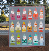 Elizabeth Hartman Norm and Nannette Quilt Pattern by Elizabeth Hartman