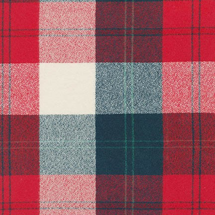 Robert Kaufman Mammoth Flannel Americana