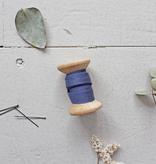 Atelier Brunette Bias Tape Crepe Colbalt