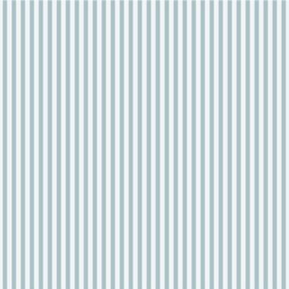 FIGO Serenity Basics Stripes by FIGO Blue and Cream