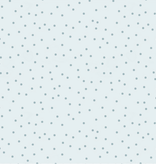 FIGO Serenity Basics Dots by FIGO Blue with Teal dots