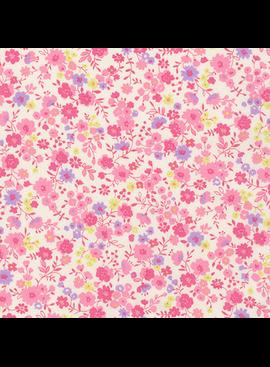 Robert Kaufman Sevenberry Petite Garden Pink
