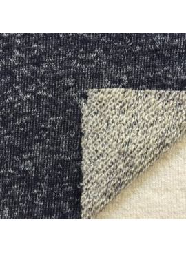 Pickering International Hemp / Organic Cotton Yarn Dyed French Terry Indigo 10oz