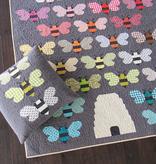Elizabeth Hartman SALE Beehive Quilt Pattern by Elizabeth Hartman
