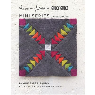 Alison Glass Alison Glass Mini Series Criss Cross