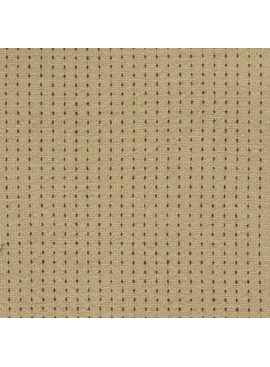 Diamond Textiles Nikko Topstitch Buckwheat