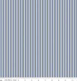 "Riley Blake 1/8"" Stripe Denim by Riley Blake"