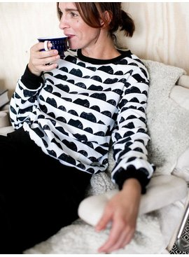 The Assembly Line Patterns High Cuff Sweater by The Assembly Line Patterns