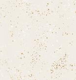 Ruby Star Society Speckled by Rashida Coleman Hale for Ruby Star Metallic White Gold