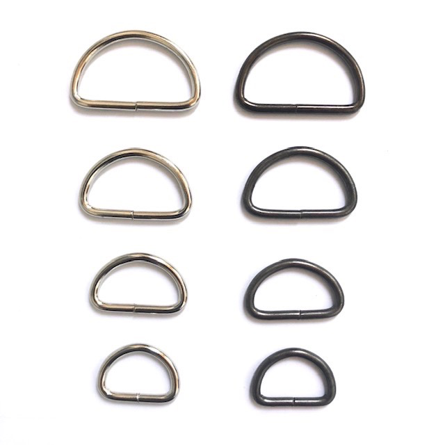CraftMeStudio Metal D-Rings