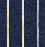 Robert Kaufman Cotton Tencel Denim Stripe 5.8 oz. Washed