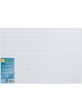 Wrights Gridded Template Plastic