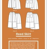 Grainline Studio Reed Skirt Pattern by Grainline Studio - Sizes 0-18